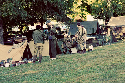10Sep4 3rd Army Ft Oglethorpe 6th Reenactors 007e
