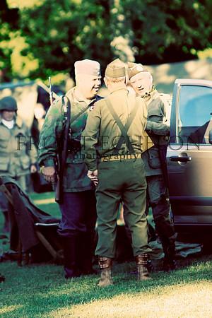 10Sep4 3rd Army Ft Oglethorpe 6th Reenactors 014e