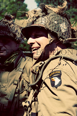 10Sep4 3rd Army Ft Oglethorpe 6th Reenactors 070e