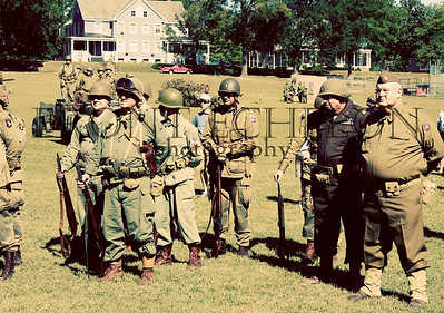 10Sep4 3rd Army Ft Oglethorpe 6th Reenactors 049e