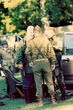 10Sep4 3rd Army Ft Oglethorpe 6th Reenactors 013e