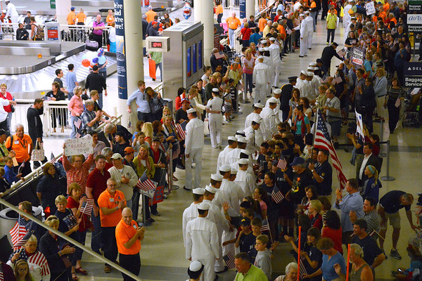 Honor Flight 2014-06