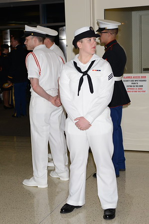 Honor Flight - Midway Airport - May 6, 2015