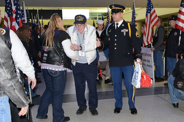 Honor Flight 2016-04-13