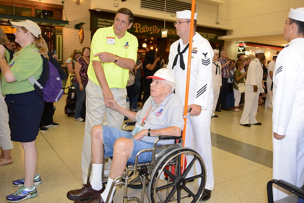 Honor Flight 2016-09-07