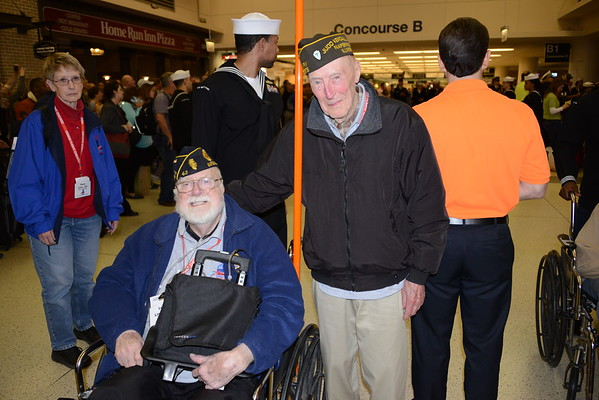 Honor Flight 2018-04-11