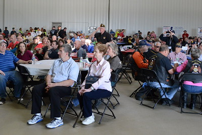 Honor Flight Fundraiser - DuPage Airport - May 2, 2015