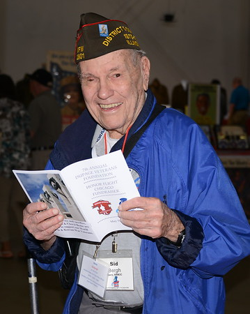 Honor Flight Fundraiser - DuPage Airport - May 5, 2018