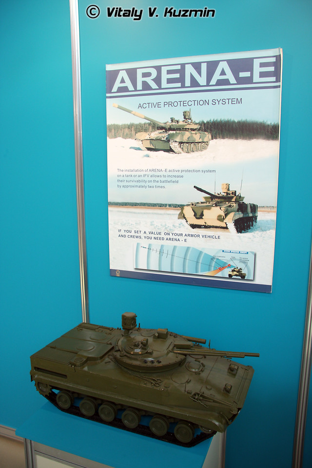 Арена-Е (Arena-E Active Protection System)