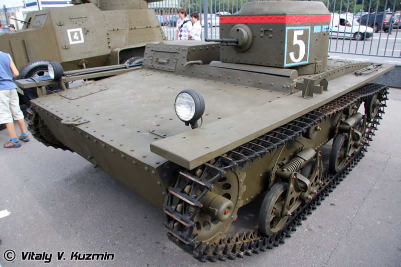 Танк Т-38 (T-38 tank)