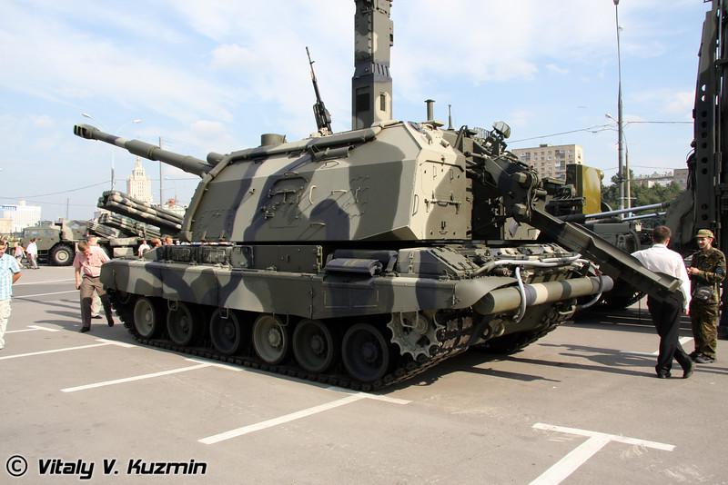2С19М1 Мста-С (2S19M1 Msta-S)