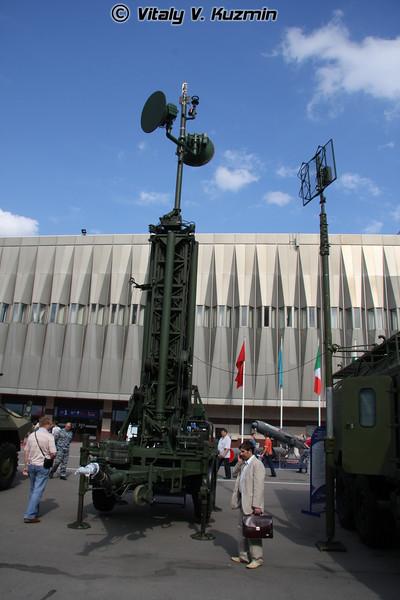 Оперативно-развертываемый мобильный комплекс связи (Mobile signal complex MKS)