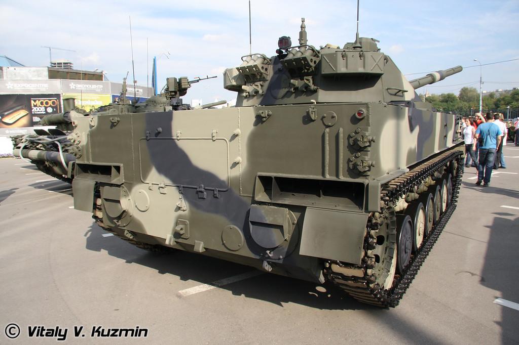 2С25 Спрут-СД (2S25 Sprut-SD)