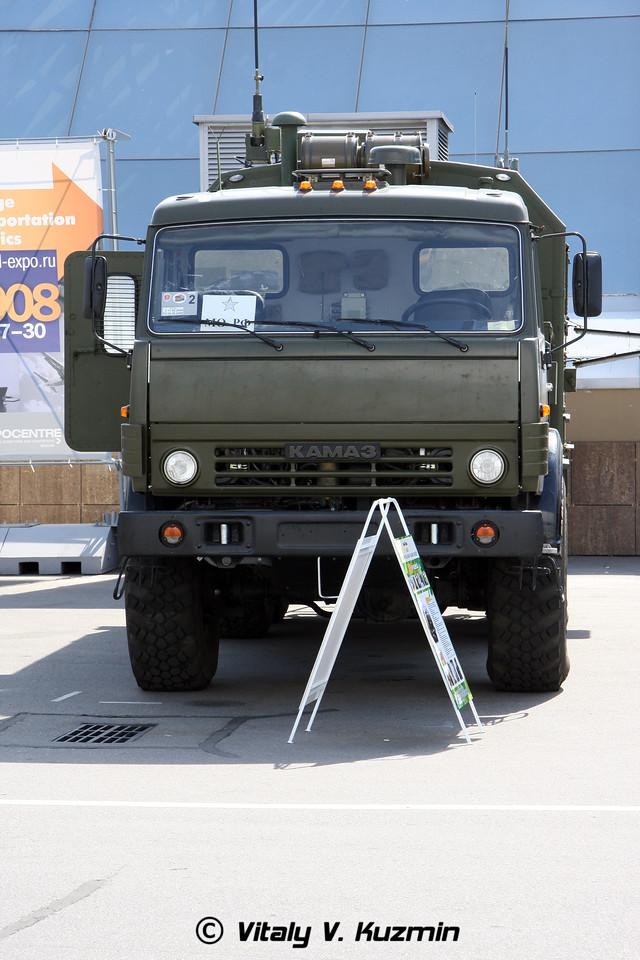Радиостанция Р-142НСА (R-142NSA radiostation)