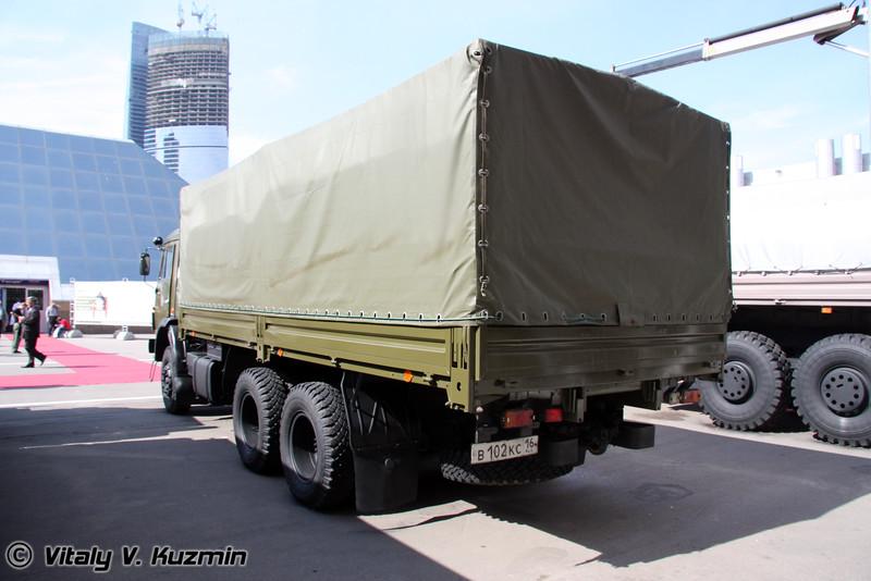 КАМАЗ-53503 (KAMAZ-53503)