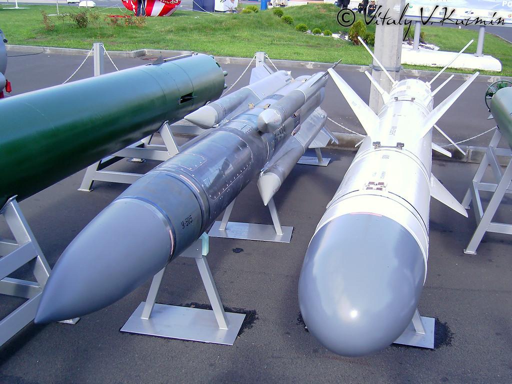 Х-31А и Х-35Э