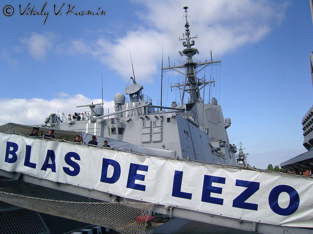 Фрегат F103 Blas de Lezo