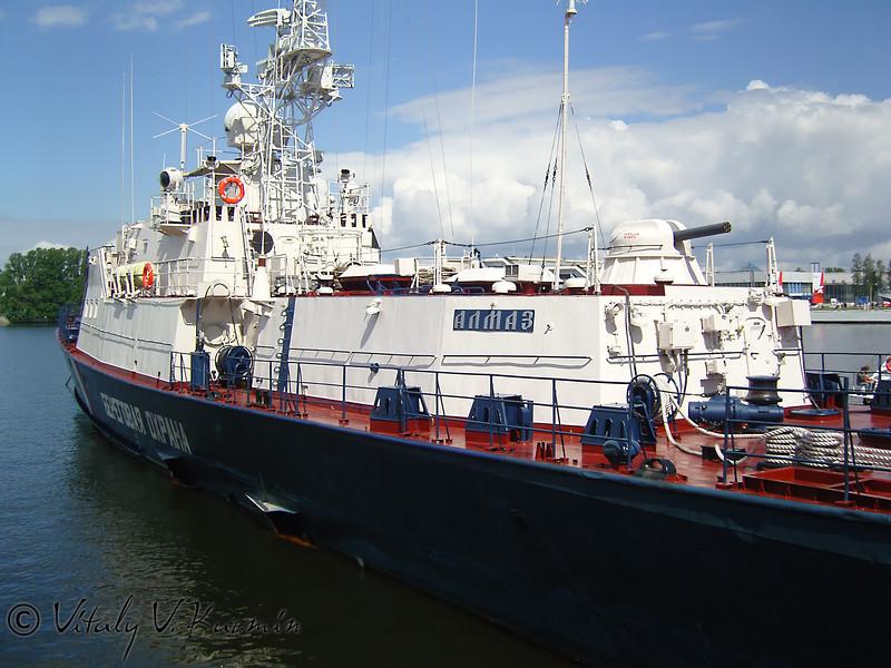 ПСКР Алмаз проекта 10410 Светляк (Almaz Project 10410 Svetlyak)