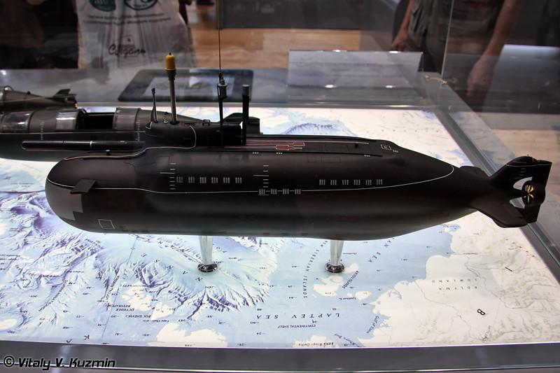 """Малая подводная лодка проекта 865 """"Пиранья"""" (Project 865 """"Piranha"""" submarine)"""