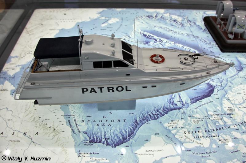 """Малый скоростной патрульный катер проекта 12260 """"Ястреб"""" (Project 12260 """"Yastreb"""" light patrol boat)"""