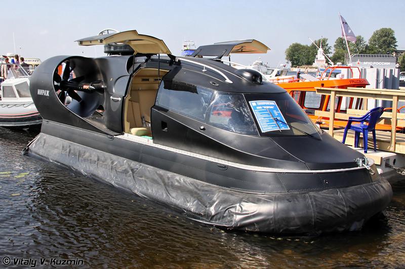 """Судно на воздушной подушке """"Мираж"""" (""""Mirazh"""" hovercraft)"""