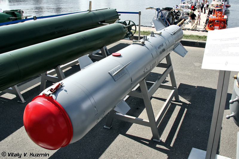 Корректируемая авиабомба КАБ-500Кр (Guided bomb KAB-500Kr)