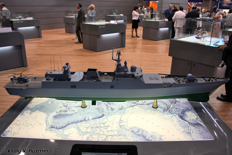 Многоцелевой фрегат проекта 22356 (Project 22356 frigate)