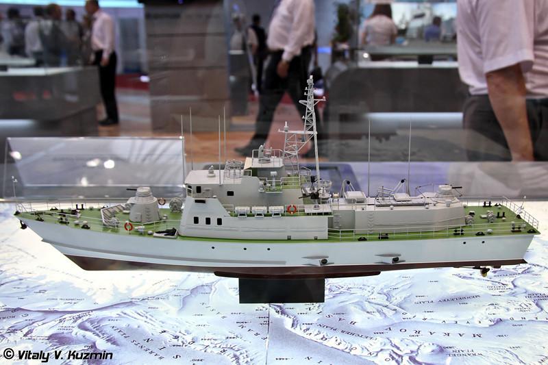 Пограничный сторожевой корабль проекта 10410 (Project 10410 patrol boat)