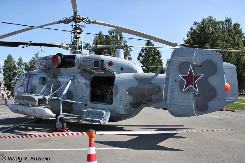Вертолет Ка-29 (Ka-29 helicopter)
