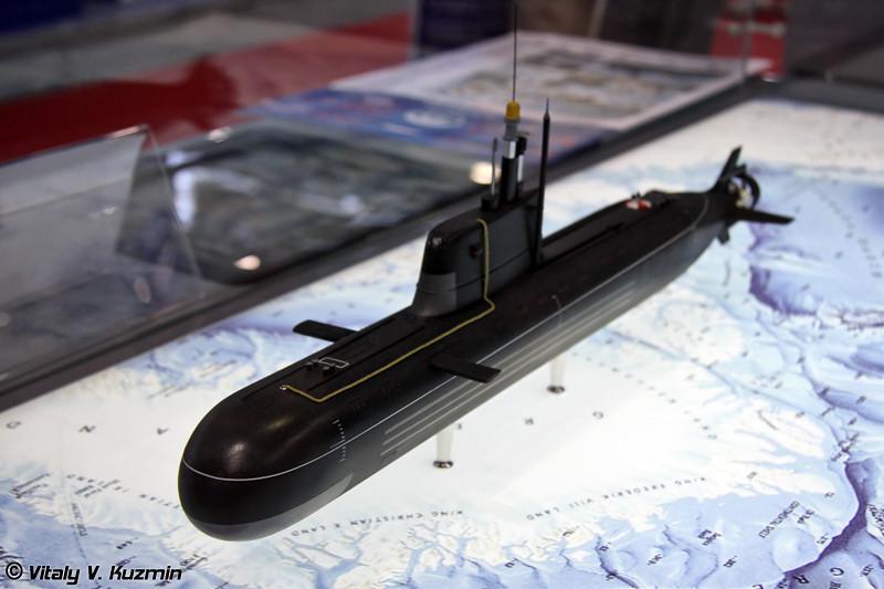"""Малая подводная лодка """"Пиранья-Т"""" (""""Piranha-T"""" midget submarine)"""