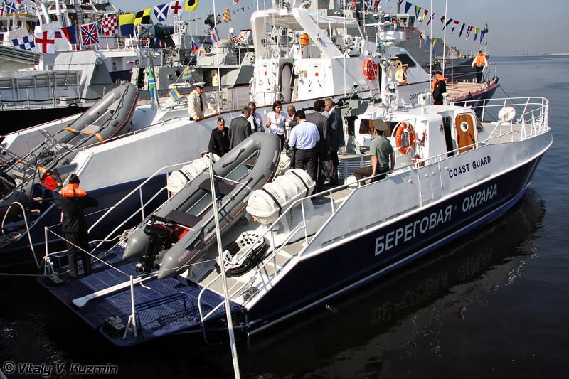 "Сторожевой катер проекта 12150 ""Мангуст"" (Project 12150 Mangust patroal boat)"