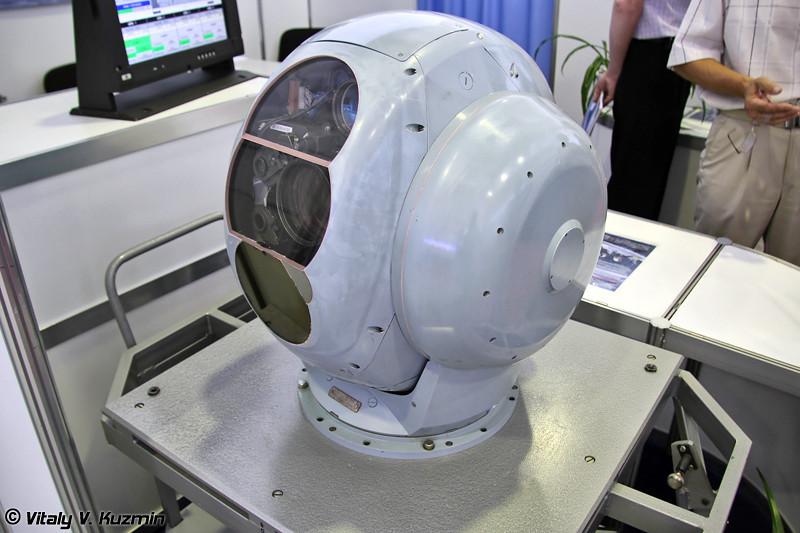 Многофункциональный телевизионный комплекс надводных боевых кораблей МТК-201МЭ (Multifunctional TV complex MTK-201ME)