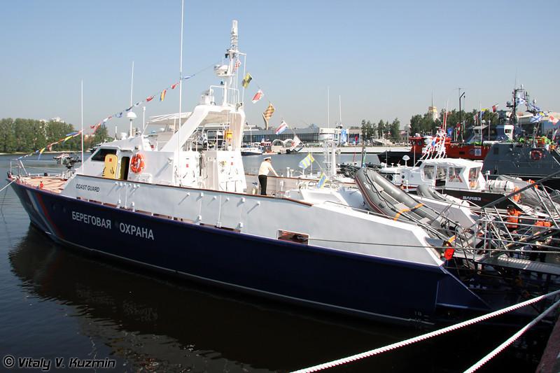 """Патрульный катер проекта 12200 """"Соболь"""" (Project 12200 Sobol patrol boat)"""