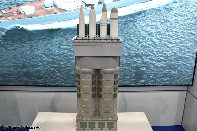 Модульный комплекс ракетного оружия Club-U (Modular missile system Club-U)