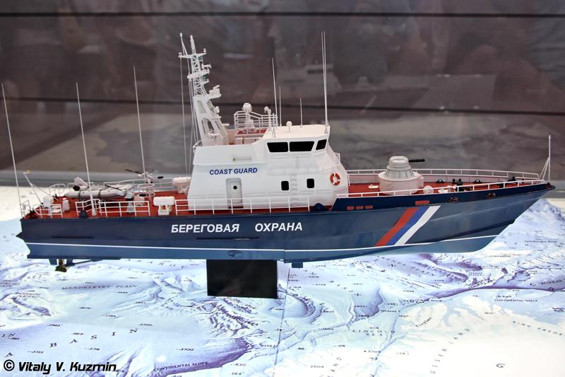 """Патрульный катер проекта 14310 """"Мираж"""" (Project 14310 """"Mirazh"""" patrol boat)"""