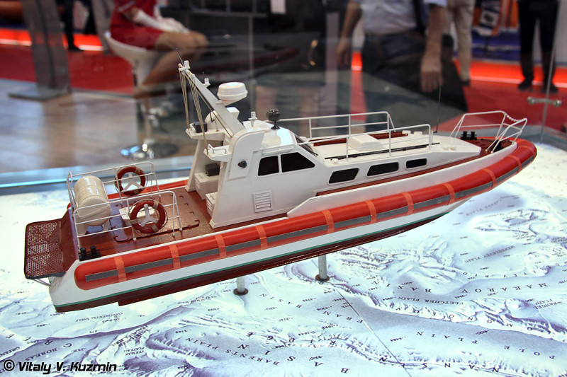 "Сторожевой катер проекта 14170 ""Терьер"" (Project 14170 ""Terier"" patrol boat)"
