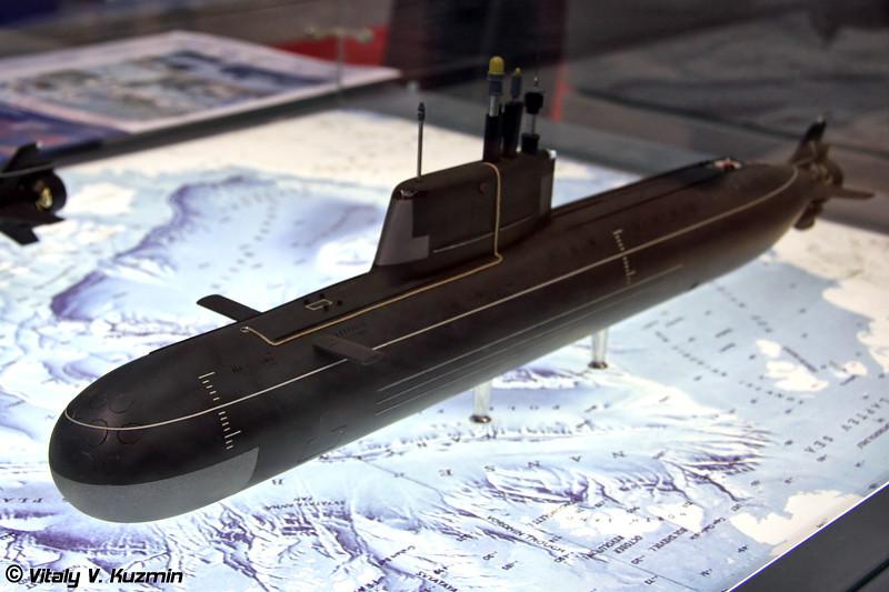 """Малая подводная лодка """"П-550"""" (""""P-550 midget submarine)"""