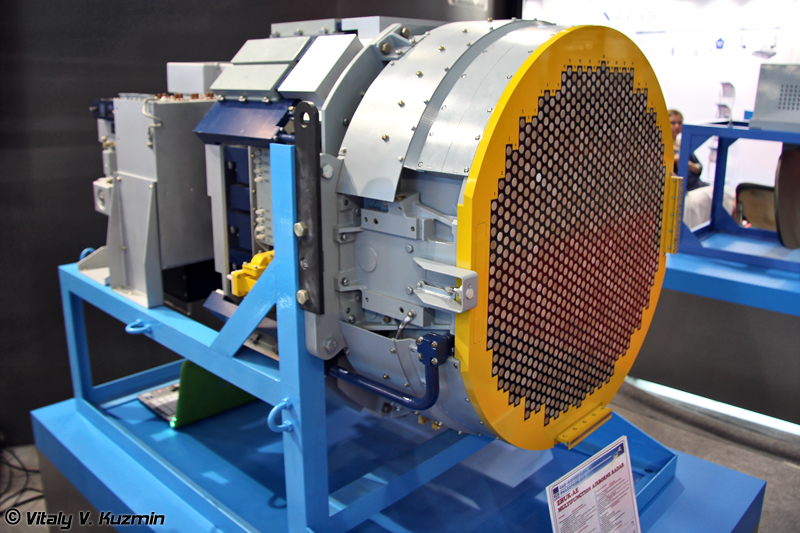 БРЛС Жук-АЭ (Zhul-AE airborne radar)