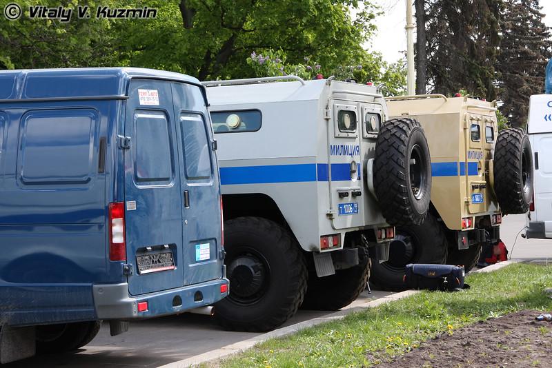 ГАЗ-233036 Тигр СПМ-2 (GAZ-233036 Tigr SPM-2)