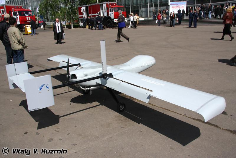 Разведовательно-поисковый комплекс ДОЗОР (Dozor UAV)