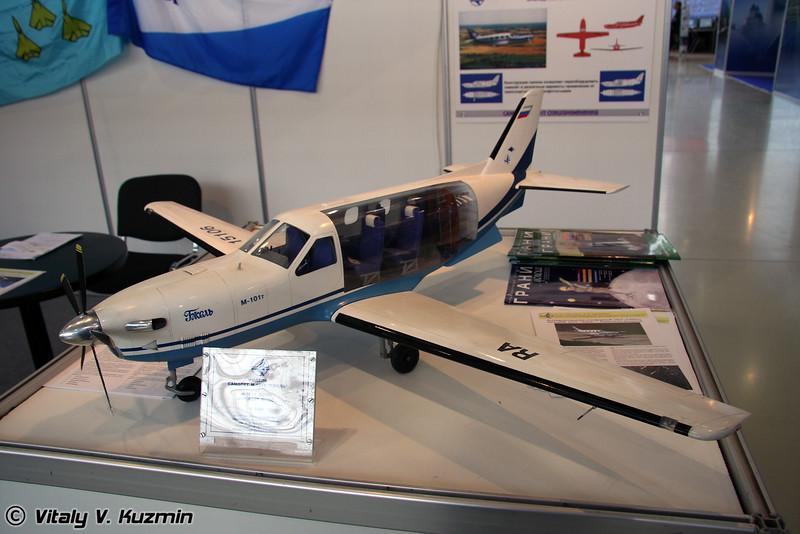 Модель М-101Т Гжель (M-101T Gzhel model)