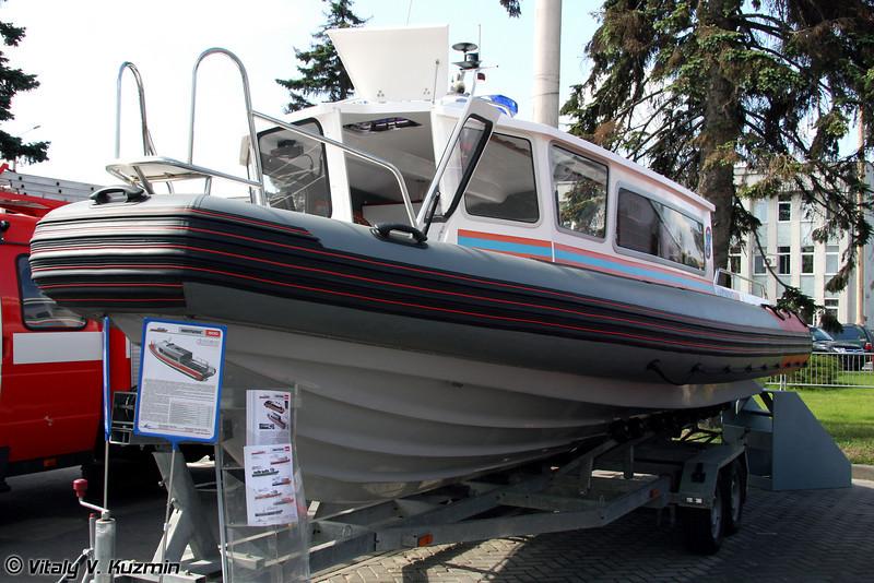 Многоцелевой катер Наутилус-800 (Nautilus-800 boat)