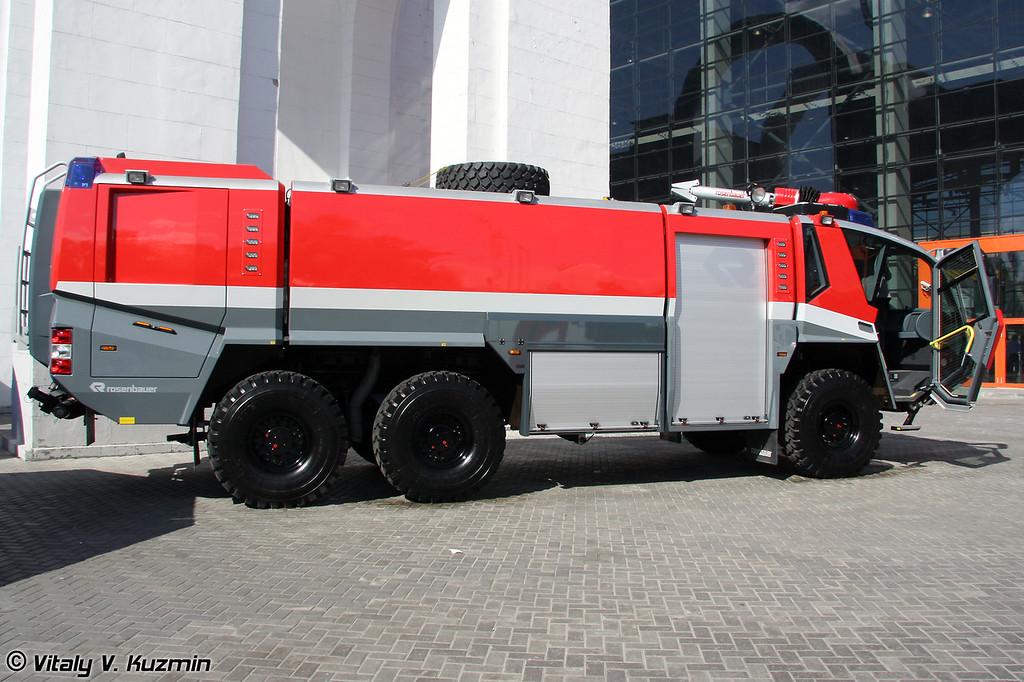 Rosenbauer Panther 6x6 CA5