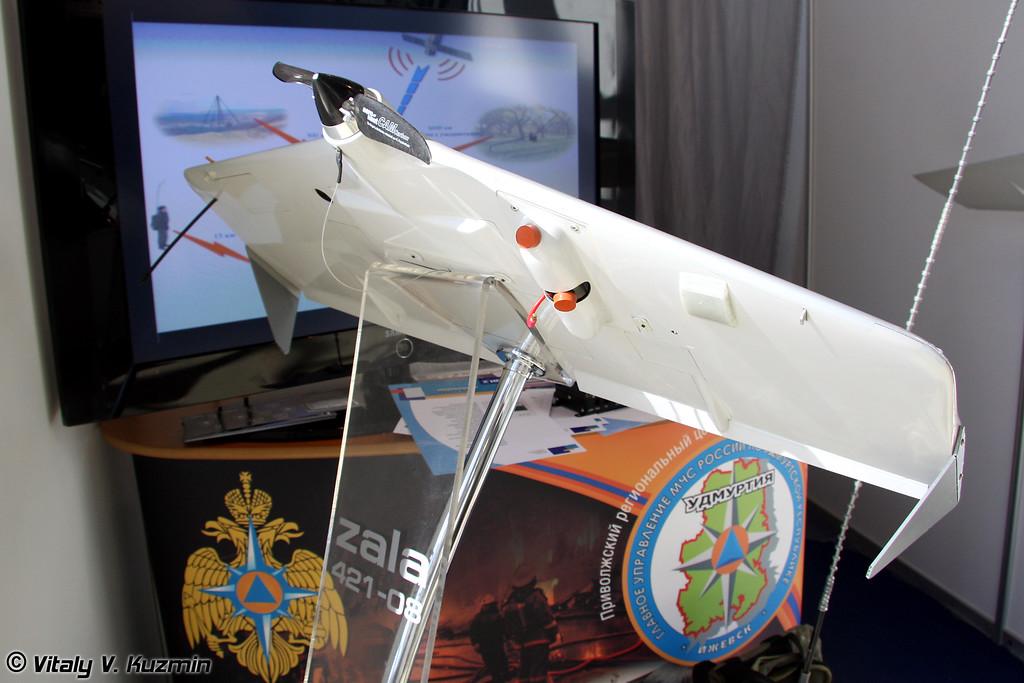 БПЛА ZALA-421-08 (ZALA-421-08 UAV)
