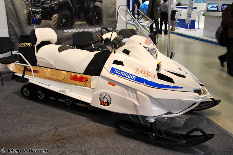 Снегоход Tayga 550 PATROL SWT (Tayga 550 PATROL SWT  snowmobile)