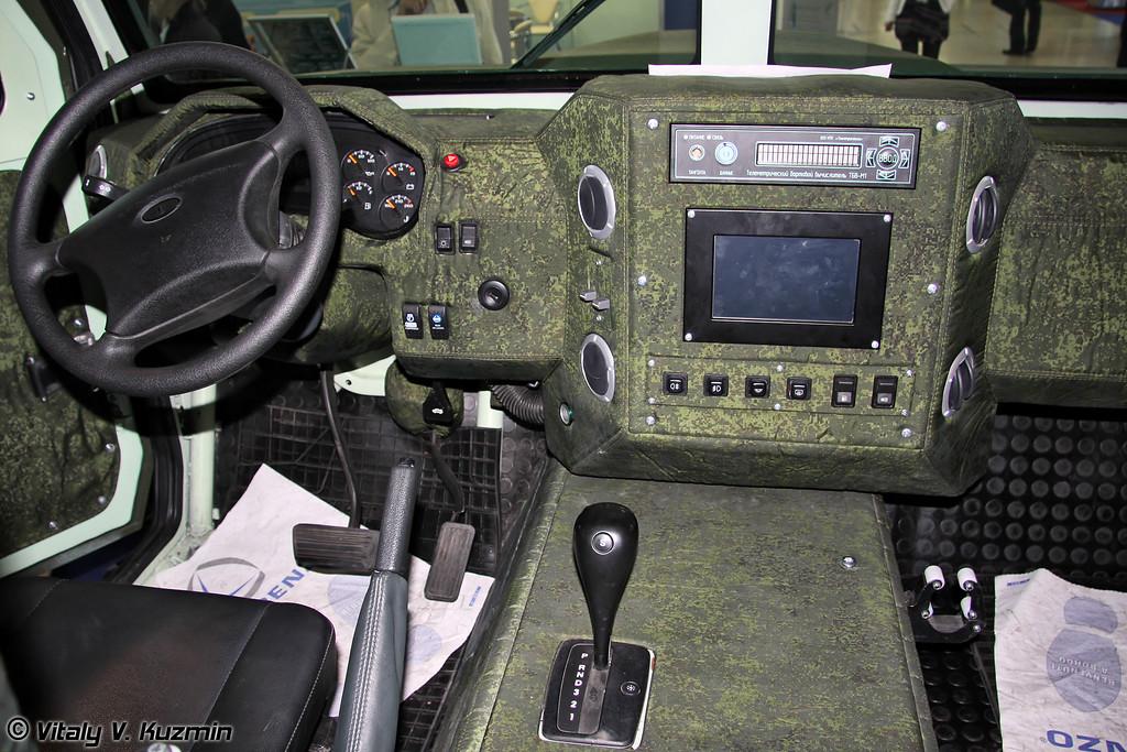 Легкий тактический автомобиль Скорпион ЛТА. (Light tactical vehicle Skorpion LTA)