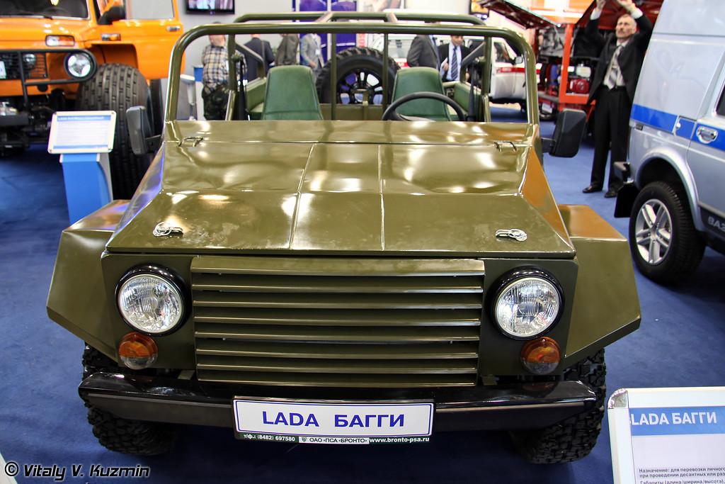 LADA Багги (Lada Buggy)