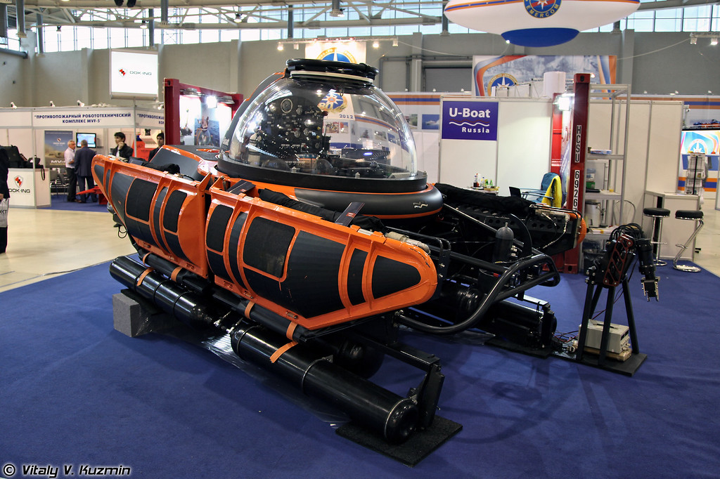 Минисубмарина U-Boat Worx C-Explorer