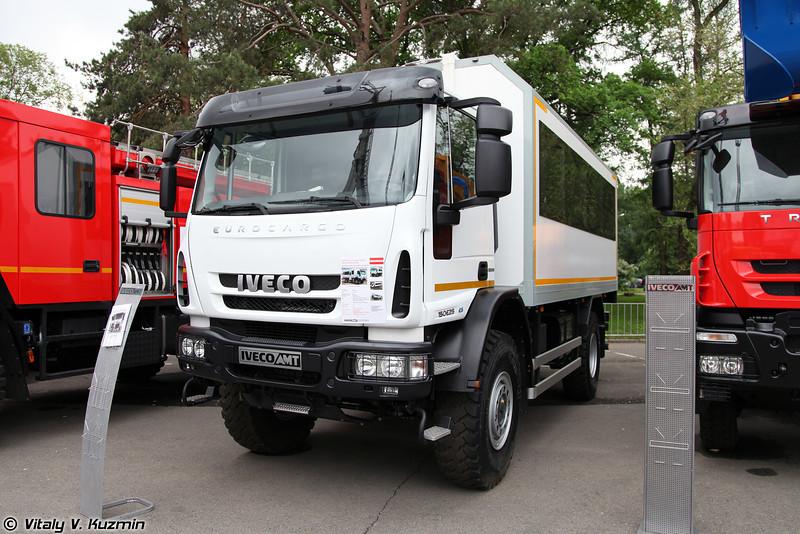 Автобус специальный IVECO-AMT 423900 (Special vehicle IVECO-AMT 423900)