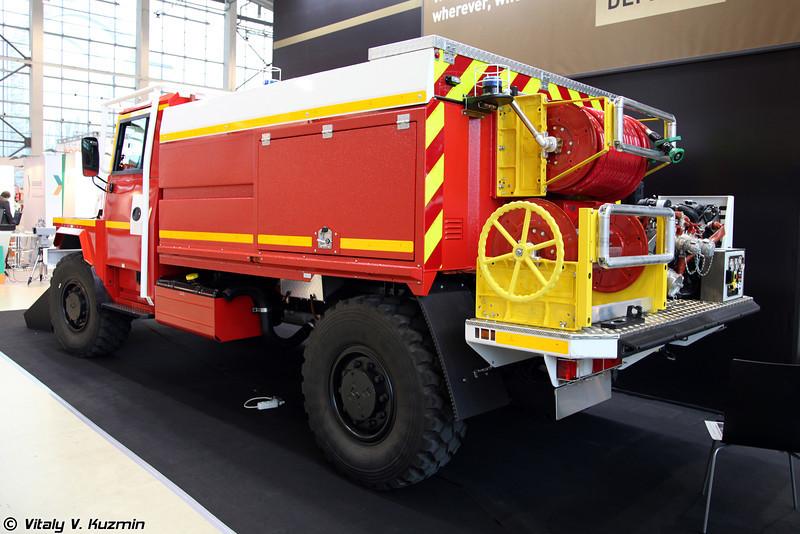 Спецавтомобиль Acmat VLRA 4.43 CCF
